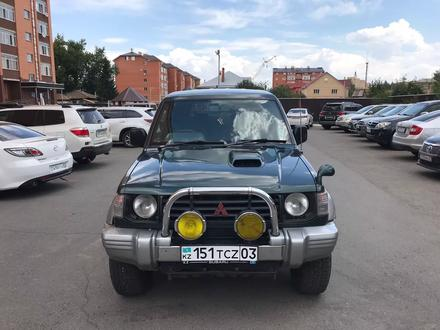 Mitsubishi Pajero 1996 года за 1 950 000 тг. в Кокшетау – фото 10