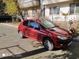 Peugeot 206 2005 года за 1 500 000 тг. в Алматы – фото 3