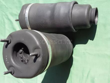 Пневмобаллоны пневмоподушки Мерседес W-164, GL, ML, R компрессоры за 75 000 тг. в Костанай – фото 5