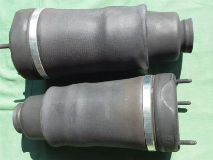 Пневмобаллоны пневмоподушки Мерседес W-164, GL, ML, R компрессоры за 75 000 тг. в Костанай – фото 6