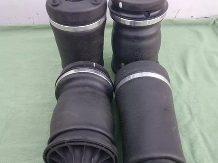 Пневмобаллоны пневмоподушки Мерседес W-164, GL, ML, R компрессоры за 75 000 тг. в Костанай – фото 9