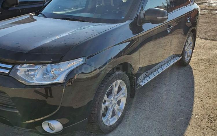 Mitsubishi Outlander 2013 года за 6 900 000 тг. в Костанай