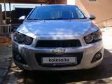 Chevrolet Aveo 2014 года за 3 700 000 тг. в Шымкент