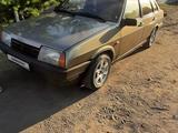 ВАЗ (Lada) 21099 (седан) 2001 года за 500 000 тг. в Костанай – фото 2