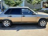 ВАЗ (Lada) 21099 (седан) 2001 года за 500 000 тг. в Костанай – фото 4