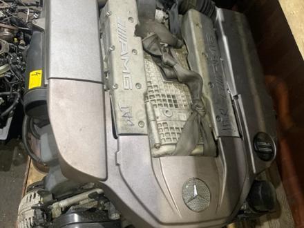 Двигатель М113 5.5 компрессор за 100 000 тг. в Алматы – фото 2