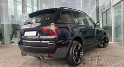 BMW X3 2007 года за 6 270 000 тг. в Алматы – фото 5