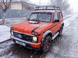 ВАЗ (Lada) 2121 Нива 2003 года за 2 300 000 тг. в Костанай – фото 4