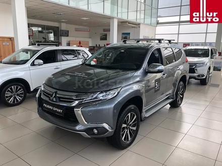 Mitsubishi Pajero Sport 2019 года за 15 490 000 тг. в Алматы