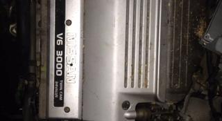 Двигатель и коробка на Nissan Maxima VQ30 контрактный! за 7 777 тг. в Алматы