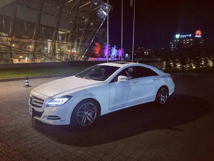 Mercedes-Benz CLS 350 2012 года за 11 500 000 тг. в Алматы
