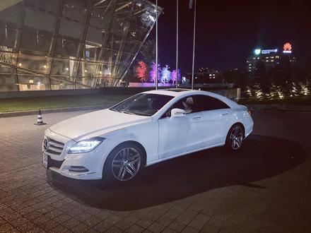 Mercedes-Benz CLS 350 2012 года за 11 500 000 тг. в Алматы – фото 2