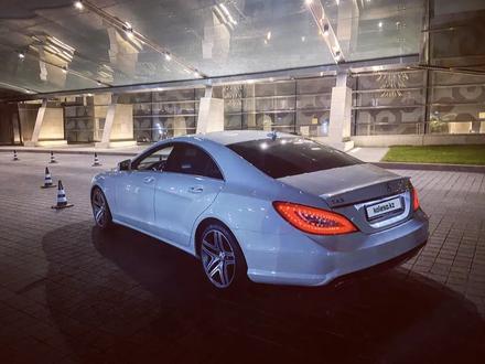 Mercedes-Benz CLS 350 2012 года за 11 500 000 тг. в Алматы – фото 3