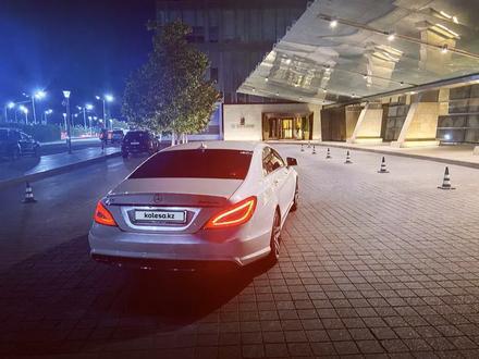 Mercedes-Benz CLS 350 2012 года за 11 500 000 тг. в Алматы – фото 4