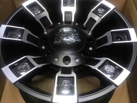 Комплект дисков от Rainbow Dance Allow Wheels в Астане за 145 000 тг. в Нур-Султан (Астана)