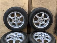 Диски с зимней резиной на Toyota за 140 000 тг. в Алматы