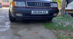 Audi 100 1991 года за 2 200 000 тг. в Шымкент – фото 4