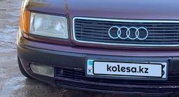 Audi 100 1991 года за 2 200 000 тг. в Шымкент – фото 3