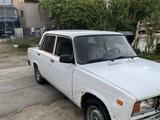ВАЗ (Lada) 2107 2008 года за 480 000 тг. в Туркестан – фото 3