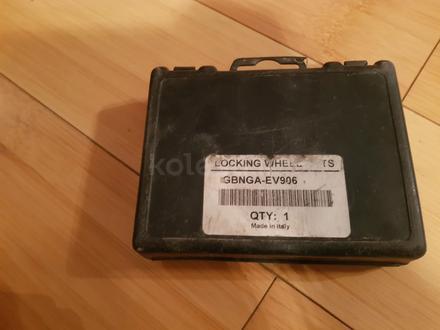 Болты секретки за 12 000 тг. в Алматы – фото 2