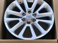 R17 диски Toyota Land Cruiser Prado 155/150/120/95 за 155 000 тг. в Алматы