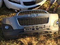 Бампер в сборе Chevrolet Captiva за 555 тг. в Атырау