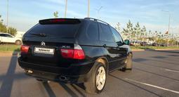 BMW X5 2002 года за 4 200 000 тг. в Нур-Султан (Астана) – фото 3