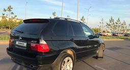 BMW X5 2002 года за 4 200 000 тг. в Нур-Султан (Астана) – фото 4