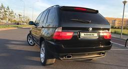 BMW X5 2002 года за 4 200 000 тг. в Нур-Султан (Астана) – фото 5