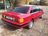 Audi 100 1991 года за 1 350 000 тг. в Шу – фото 2