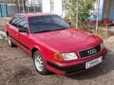 Audi 100 1991 года за 1 350 000 тг. в Шу – фото 5