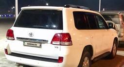 Toyota Land Cruiser 2008 года за 12 700 000 тг. в Актобе – фото 2