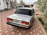 ВАЗ (Lada) 2107 2010 года за 1 200 000 тг. в Кызылорда – фото 5