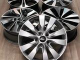 Заводские диски r16 Hyundai за 115 000 тг. в Алматы – фото 4
