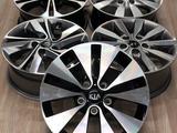 Заводские диски r16 Hyundai за 115 000 тг. в Алматы – фото 5