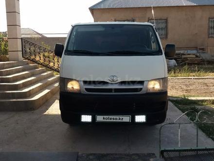 Toyota HiAce 2005 года за 4 300 000 тг. в Алматы – фото 2
