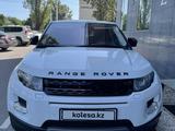 Land Rover Range Rover Evoque 2012 года за 11 000 000 тг. в Алматы – фото 2