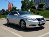 Lexus GS 450h 2008 года за 7 000 000 тг. в Алматы – фото 5