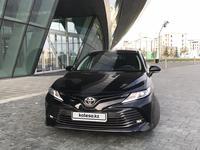 Toyota Camry 2018 года за 10 300 000 тг. в Нур-Султан (Астана)