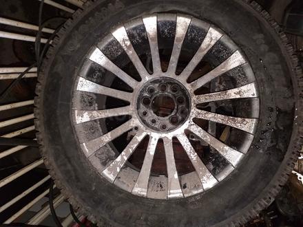 На запаску резина с диском шипованный в хорошем сост. за 20 000 тг. в Нур-Султан (Астана) – фото 5