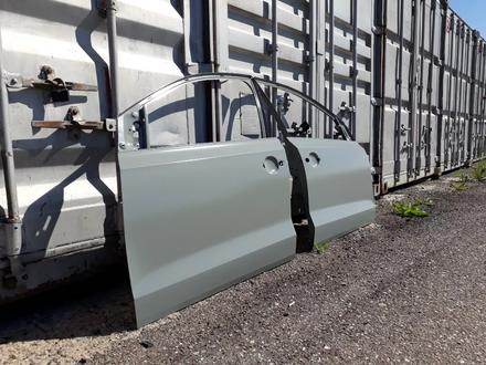 Двери передние VW Polo 09 — 17 гг за 888 тг. в Караганда – фото 3
