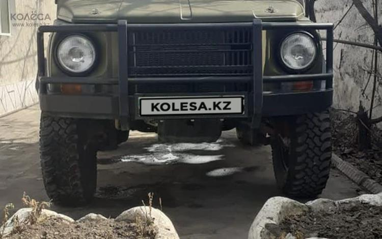 ЛуАЗ 969 1986 года за 2 000 000 тг. в Алматы