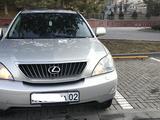 Lexus RX 350 2007 года за 9 200 000 тг. в Алматы – фото 3