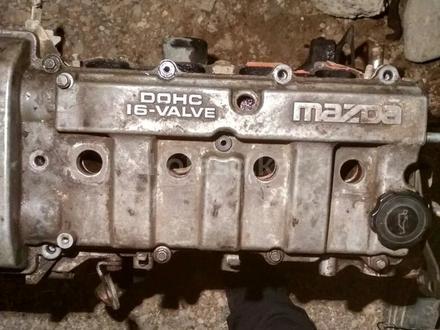Мазда 626 инжектор двигатель 2.0 куб за 105 000 тг. в Сарыагаш – фото 2