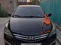 Hyundai Accent 2014 года за 3 550 000 тг. в Шымкент