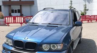 BMW X5 2001 года за 2 900 000 тг. в Алматы