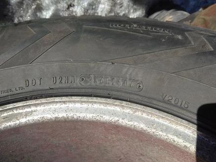 Оригинальные легкосплавные диски R16 на Toyota Hilux (Япония 6*139. за 150 000 тг. в Нур-Султан (Астана) – фото 17
