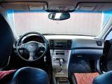 Subaru Legacy 2005 года за 3 500 000 тг. в Шымкент – фото 4