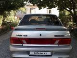 ВАЗ (Lada) 2115 (седан) 2002 года за 980 000 тг. в Шымкент – фото 2