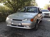 ВАЗ (Lada) 2115 (седан) 2002 года за 980 000 тг. в Шымкент – фото 4